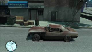 GTA IV Maximum Setting @ i5 750 / GTX275