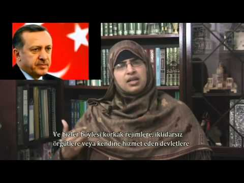 A Plea on Behalf of the Muslim Women and Children of Central Africa [Turkish Subtitles]