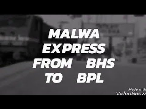 Watch Malwa Express Actions-( Full Journey)