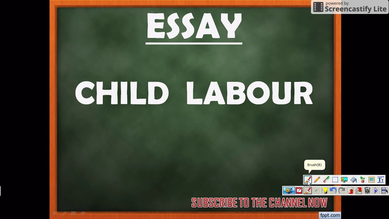 essay on child labour ssc cgl tier iii  essay on child labour ssc cgl tier iii