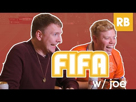 Playing With A FIFA Virgin Ft. Joe Lycett