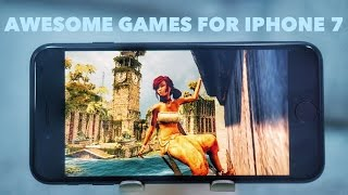 10 Games I Play On My Iphone 7