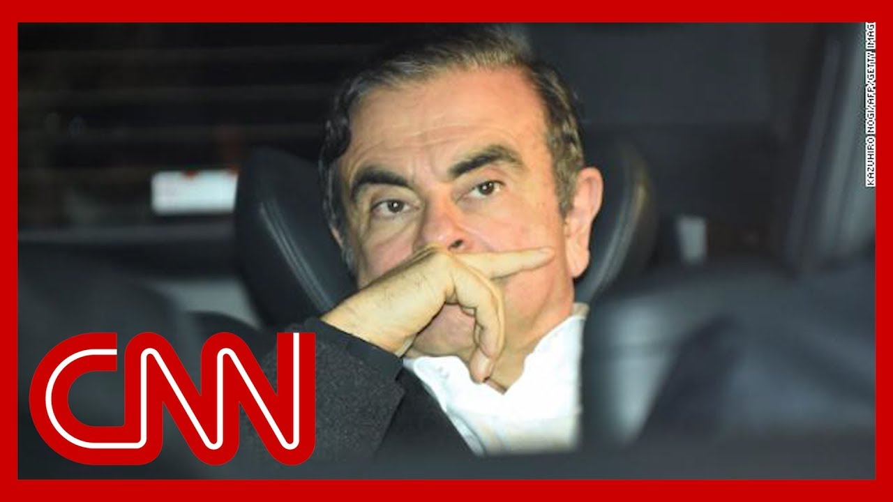 How did Carlos Ghosn escape from Japan without any of his three ...