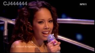 United Kingdom - Final - Eurovision 2009 (HD)