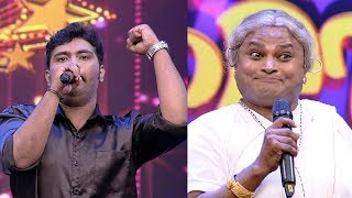 Thakarppan Comedy I Shamnas's super performance.. I Mazhavil Manorama