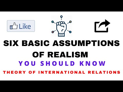 6 Key Assumptions of Realism in International Relations Theory