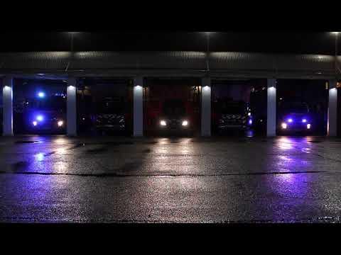 Brandweer Aalsmeer wenst u fijne feestdagen
