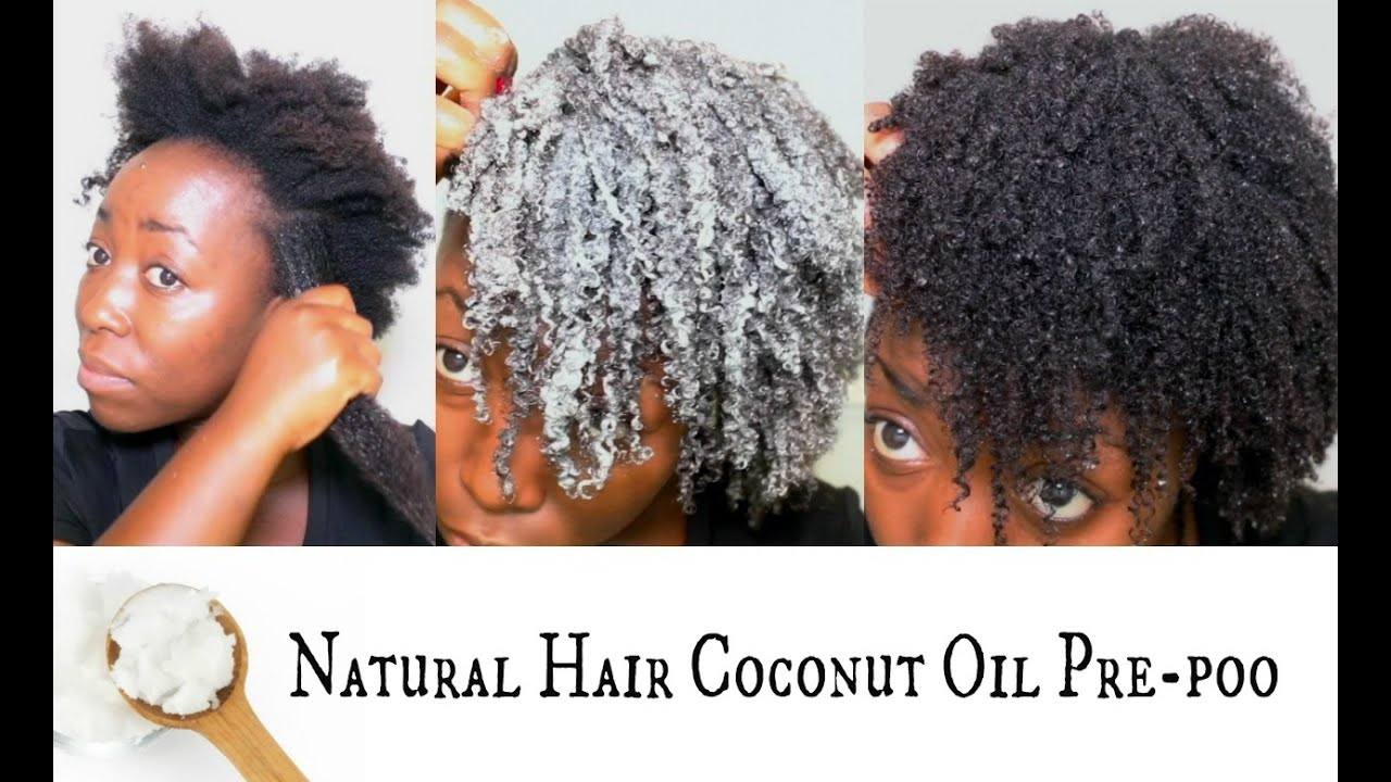 Natural Hair Pre Wash Treatment