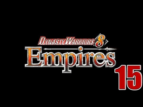 Dynasty Warriors 8: Empires- Part 15 (Who knew a deck of cards could hurt so much)