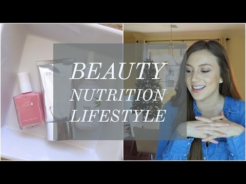 Current Favorites:  Beauty, Nutrition, & Lifestyle