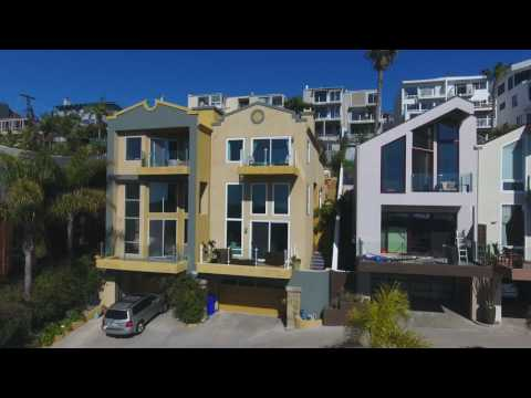 SANDY POINT ENCINITAS OCEAN VIEW HOMES- Cardiff By The Sea Gated Community Real Estate