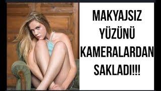 Serel Yereli makyajsız Yüzünü Sakladı! TEVE2 10.10.2018! Video
