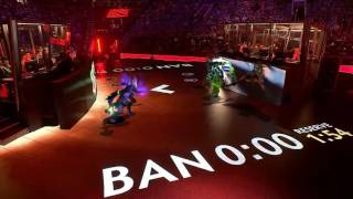 The International 2016 Ban/Pick with AR Effect