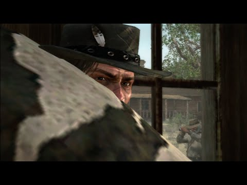 Red Dead Redemption but ruined by mods |