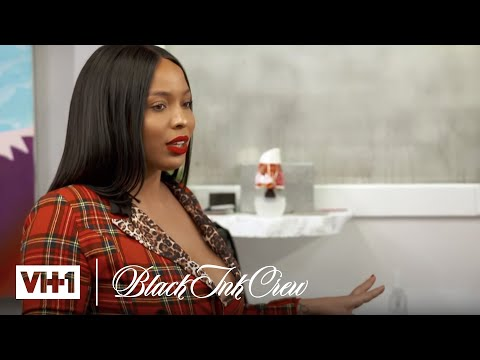 Charmaine Confronts Van About 9Mag | Black Ink Crew: Chicago