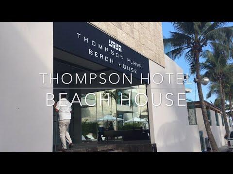 Thompson Hotel Beach House in Playa Del Carmen