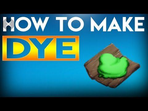 How to make purple coloring in ark