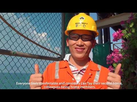 ROSNEFT Vietnam - Kỷ niệm 15 năm vận hành an toàn