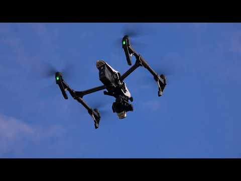 Drone Aerial Surveys and Drone Mapping
