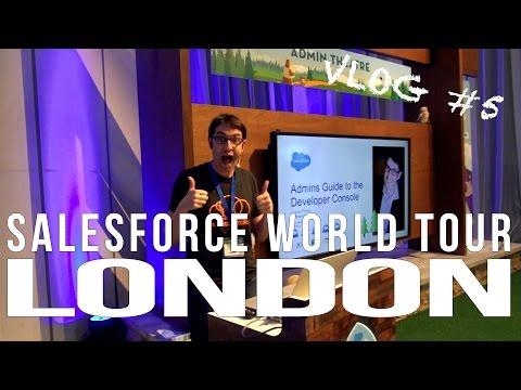 Salesforce World Tour London 2017