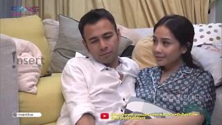 INSERT - Benjolan di Leher Raffi Ahmad Disebabkan Masalah Pada Pita Suaranya, Begini Tanggapan Gigi