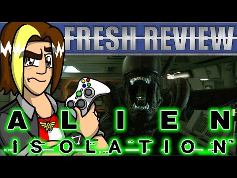Fresh Análise: Alien Isolation (ft.CoreDasAntigas)