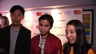 Nima Gurung Jeewan Mahatara Tsering Deki Lama Children Of The Snow Land Interviews
