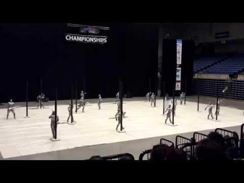 Fountain Valley HS Winterguard Championships 2015 @ Bren Events Center