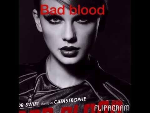 Taylor swift -Bad blood 2015 Ringtone