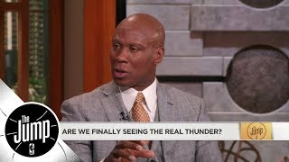 Byron Scott on Thunder: You would think they