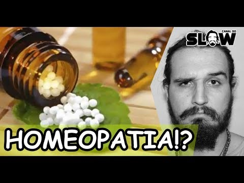 Download Youtube: HOMEOPATIA!? | Canal do Slow 51