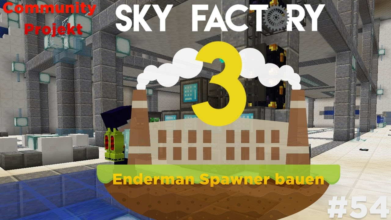 how to keep enderman from teleporting sky factory