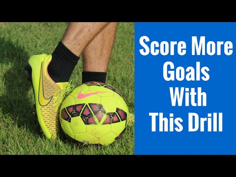 Soccer Training Drills  Great Shooting Drill For Youth Players