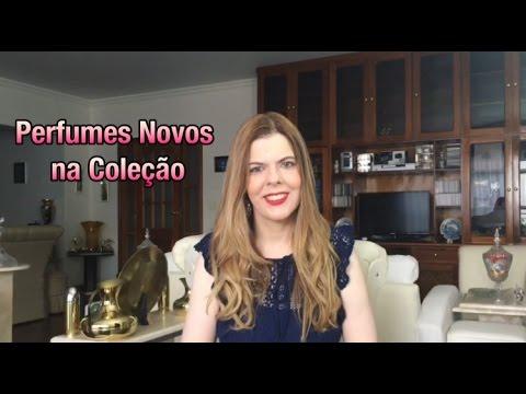 Perfumes Novos na Coleção | Fevereiro 2017