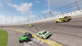 Forza Motorsport 6 biggest crash ever