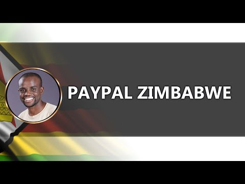 How to use paypal in Zimbabwe