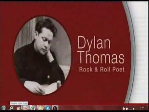 Dylan Thomas -: Rock and Roll Poet - Documentary