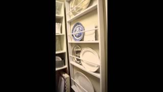 DIY Plate Rack