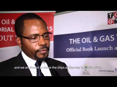 Gabriel Mbaga Obiang Lima, Minister Of Mines, Industry & Energy Equatorial Guinea Talks To TOGY