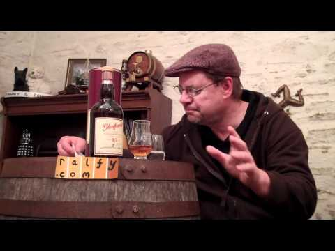 whisky review 201 - Glenfarclas 15yo