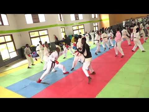 Rwanda - Karate National Team Camp 2018 (Part II)
