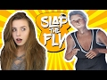 BABCIA WIKA ZNÓW ATAKUJE! - Slap The Fly #5