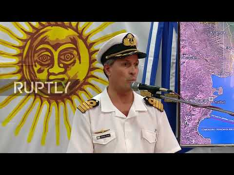 Argentina: Russia's Yantar ship to reach missing sub area on Dec 5