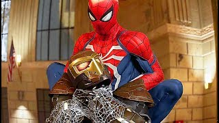 PS4 Spider-Man Vs. Shocker Boss Fight Open-World Gameplay Walkthrough Demo (E3 2018)
