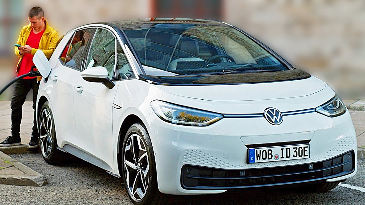 Vw Id3 2020 Best Electric Car For The Money Youtube