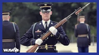 Former guard at the Tomb of the Unknown Soldier faces fight of his life