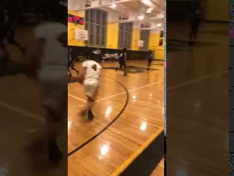 Marques Hibbert 6'6 Forward High School Basketball Brooklyn