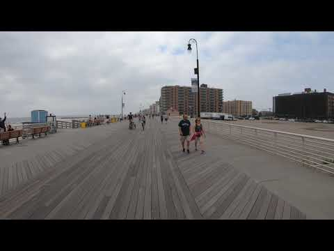 Cycling from Long Beach, Nassau County, Long Island to Ozone Park, Queens, NYC