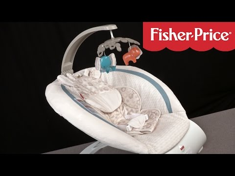 Soothing Savanna Deluxe Bouncer From Fisher-Price