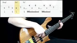 Earth, Wind & Fire - Reasons (Bass Cover) (Play Along Tabs In Video)